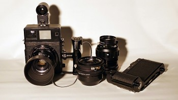 Mamiya Press Super 23 set