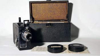 Kamera kodak model BB + kufr original