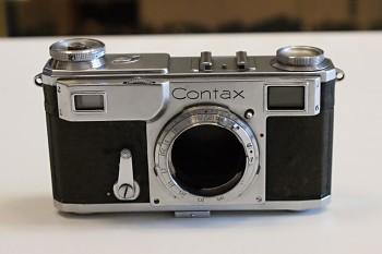 Contax na součástky