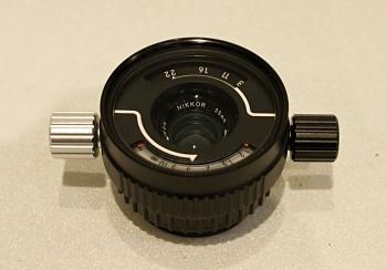 W Nikkor 35mm F/2.5 pro Nikonos + Krabice