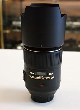 Nikon AF-S Micro Nikkor 105mm 1:2,8f G ED VR