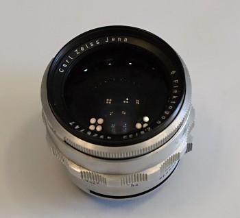 Flektogon 35mm 2.8 F Carl Zeiss Jena bajonet pro exakta/exa