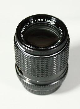 Pentax- M  135 mm SMC 1:3,5f