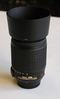 AF-S Nikokor 55-200mm 1:4-5,6 G ED VR