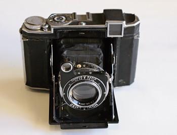 Super Ikonta Obj Tessar 1:2,8 f 80mm 6x6