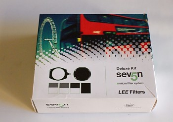 Lee Filters Delux Kit Sev5N