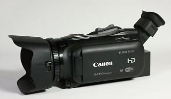 Videokamera Canon Legria HF G30 + nabíječka