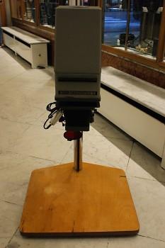 Zvětšovák Magnifax 3 6x9 + Rámeček + obj 50mm 4,5f Meopar pro kinofilm 35mm
