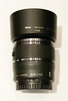 Nikon 1NIKKOR 30-110mm 1:3,8-5.6 VR