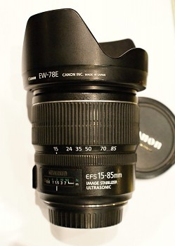 Canon 15-85mm 1:3,5-5.6 f IS EF-s