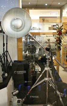 Studiová sada HENSEL FLASH  1x 1000ws 1x 500Ws 2x 250wS + set