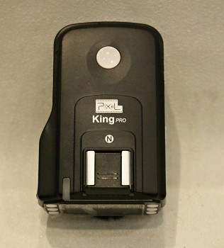 Pixel King PRO radiový přijímač blesků s TTL pro Nikon