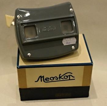 Meoskop Meopta + krabička + 4x kotouček