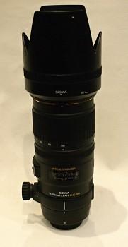 SIGMA 70-200mm 1:2,8f APO DG HSM OS bajonet Nikon