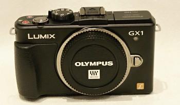 Panasonix GX1