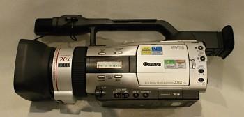 Canon XM2 Digitální kamera se záznamem na miniDV