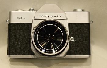 Mamiya/Sekor 528 TL na součástky