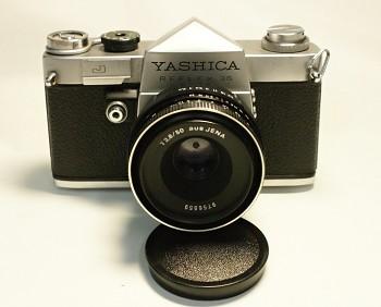 Yashica J Reflex 35 M42 Obj. Tessar 2,8/50mm
