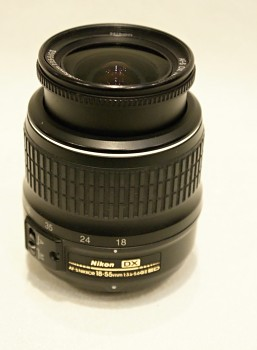 Objektiv Nikon 18-55mm AF-S 1:3,5-5.6 G ED