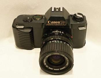 Canon T50 obj. 35-70mm 1:3,5-4,5f