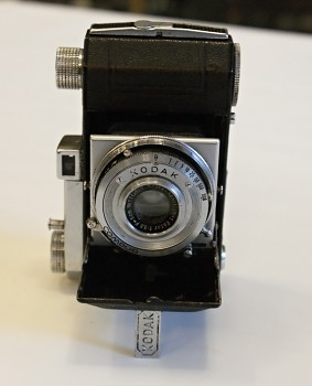 Kodak kinofilm obj. Ektar 50mm/3,5f + Brašna
