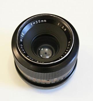 Albinar 35mm/2,8f pro M42