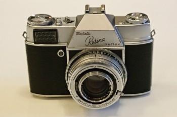 Kodak Retina Reflex obj Retina-Xenon c 2/50mm