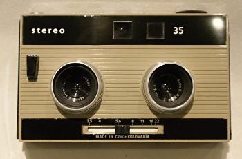 Meopta Stereo 35 + Řezačka