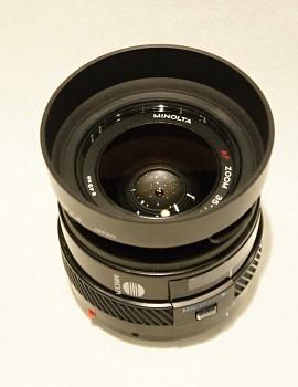 Objektiv Minolta zoom 35-70mm 1:4 AF