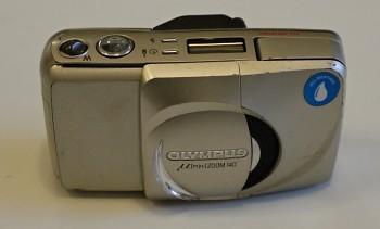 Olympus Mju zoom 140 objektiv 38-140mm