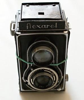 Flexaret na součástky