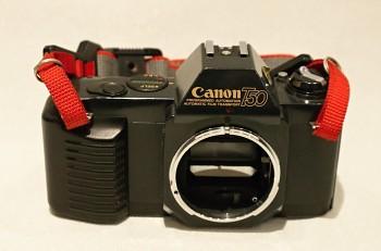 Canon T50 Tělo