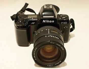 Nikon F801 obj: Sigma 28-105mm 1:2,8-4f +Multi Control Bac MF21