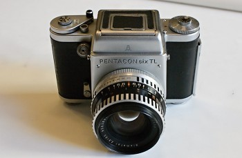 Pentacon six 6x6 obj: Biometar 2.8f/80mm