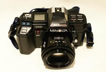 Minolta Maxxum 7000 obj: 50mm 1,7f AF