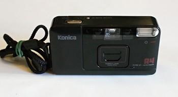 Konica A4 objektiv 35mm 3,5f
