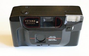 Fetana motor drive 35MD lens 34mm