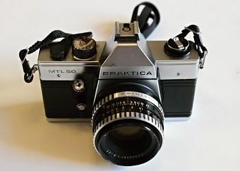 Praktica MTL 50 Pancolar 50mm/1,8f