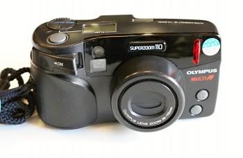 Olympus Superzoom 110 + Pouzdro