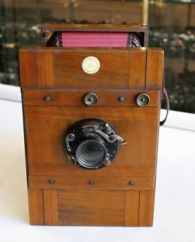 Deskový Fotoaparát Plaubel 13x18 + 1x Kazeta 13x18