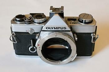 Olympus OM-1 tělo na součástky