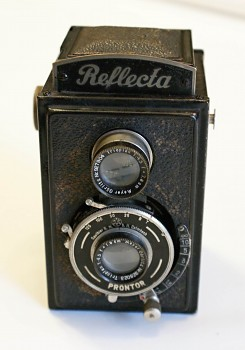 Reflecta 6x6 obj. Trioplan 4,5/78mm