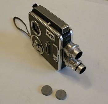 Kamera Admira 8 II A  8mm