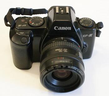 Canon EF-35-70mm 3,5/4,5F manuál focus