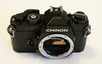 CHINON CE-4 tělo bajonet Pentax