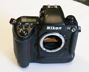 Nikon F5 Tělo