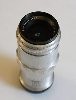Triotar 4/135mm Bajonet Praktina