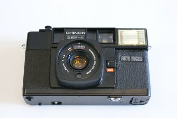 Chinon 35F-A obj: 1:2,8f 38mm