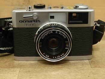Olympus 35 Rc obj: e.zuiko 2,8f/42mm