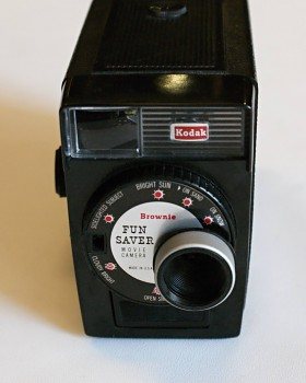 Kamera Kodak Brownie  Fun Saver made in USA 8mm
